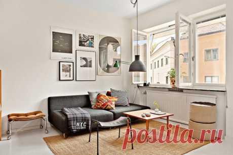Красивая и комфортная квартира-студия — Наши дома