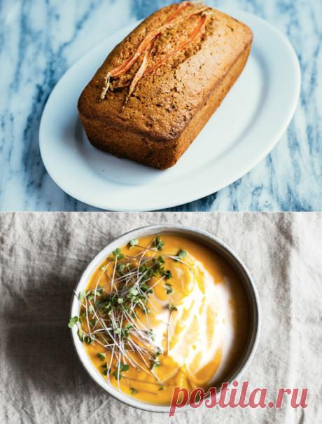 Берем обычную морковь и делаем вкуснейшую еду