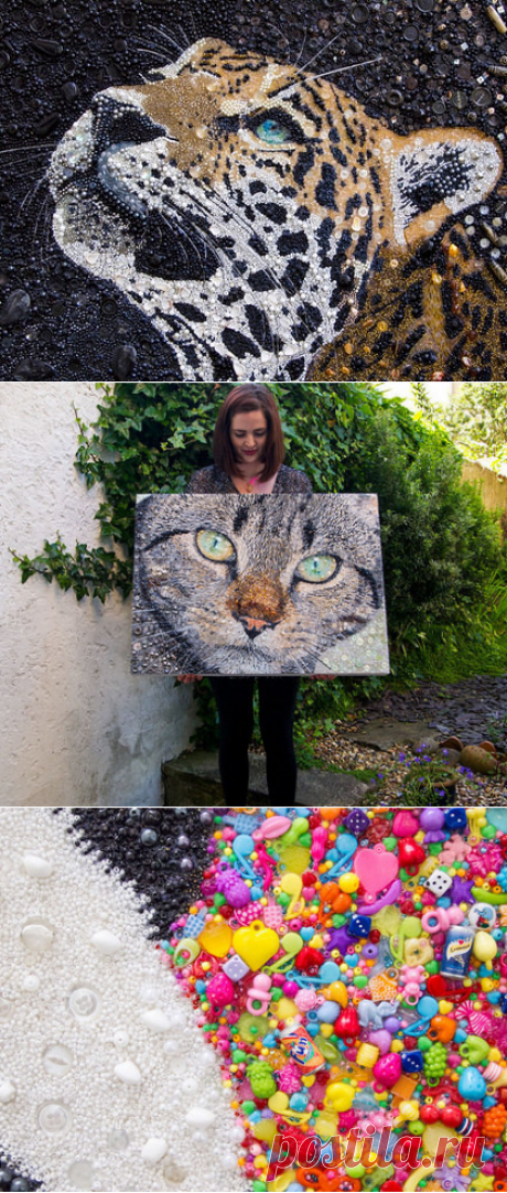 Sara Jane Connor – pictures beads … Just delight!