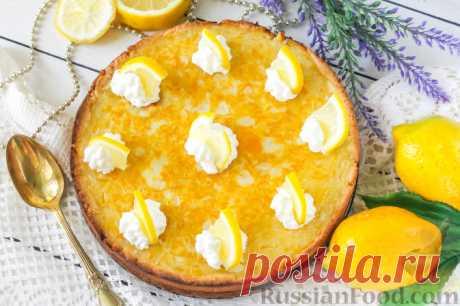 Лимонные пироги - нежный вкус, бодрящий аромат!.