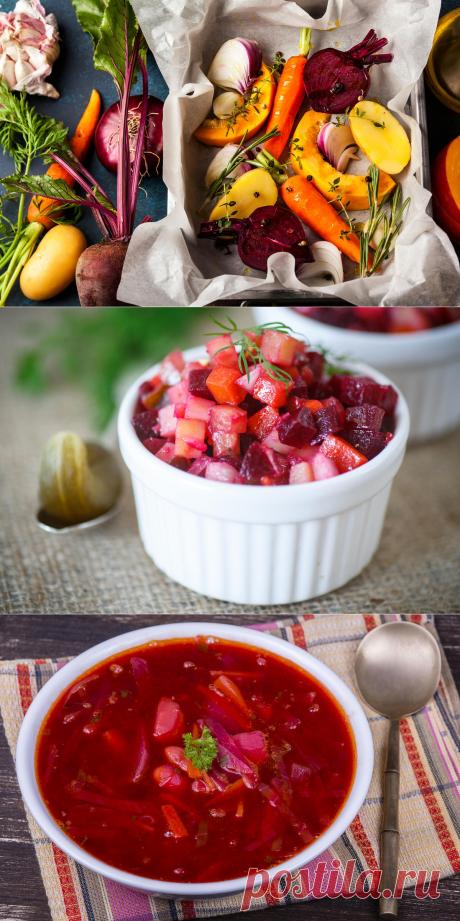 Овощные блюда со всего мира: рецепты для поста и не только - Интересный блог