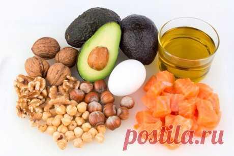 Роль жиров в правильном питании