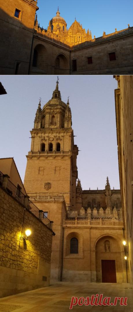 Экскурсия в Саламанке - Каменные кружева храмов и дворцов | Туризм в Испании