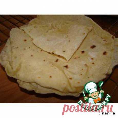 Армянский лаваш - кулинарный рецепт