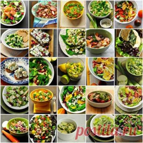 ¿Pensaríais kaky la ensalada preparar? El proyecto de 50 ensaladas. (Las recetas por la camarilla a la estampa).