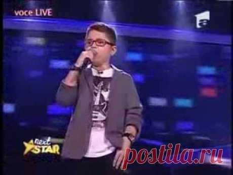 10 летний мальчик исполнил песню Меркьюри,в жюри рыдали - YouTube