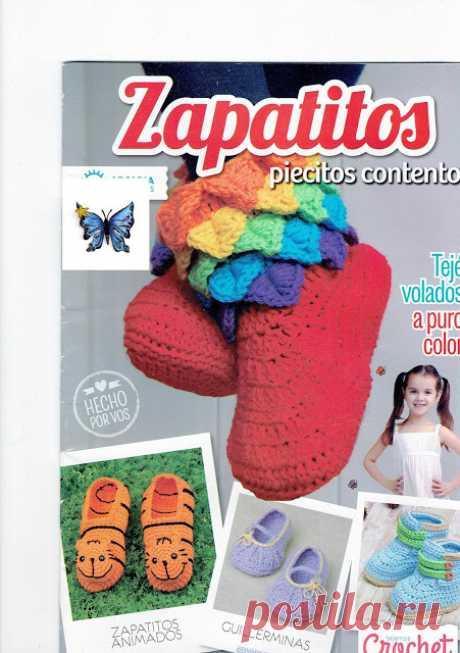 butterflycreaciones / fanaticadel tejido: revistas scaneadas