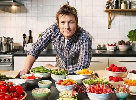 Tasty Ideas: Универсальные заправки для салатов от Джейми Оливера.
