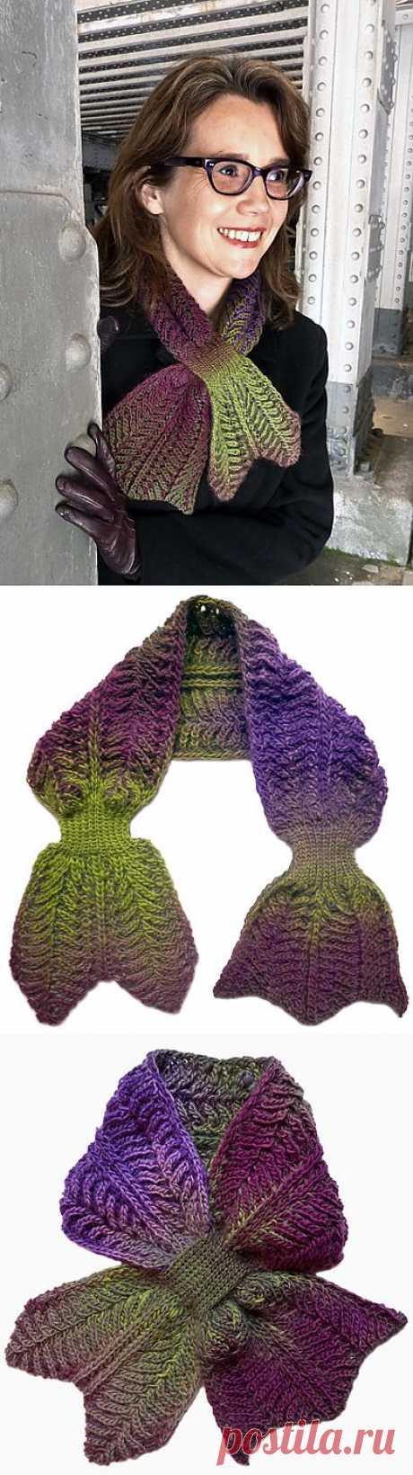 Rodekool булочки : Knitty Глубокая осень 2010