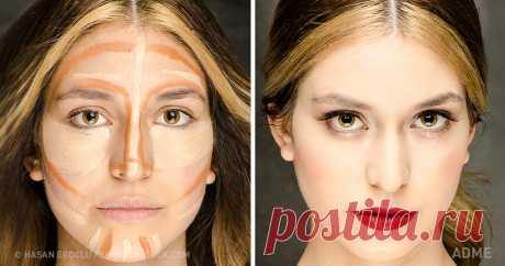 Наводим красоту быстро -- 7 необычных трюков для безупречного макияжа Чтобы сделать идеальный макияж, не обязательно оканчивать школу визажистов.