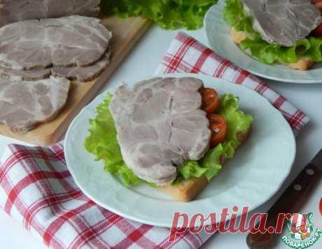 Домашняя ветчина в мультиварке – кулинарный рецепт