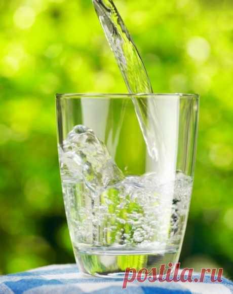 Японская методика профилактического лечения водой