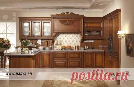 Мебель для кухни: Кухня Gloria - Мебельная Фабрика Мария