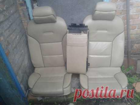 Салон сиденья Audi A8 D3, цена , купить — Prom.ua (ID#1352161431)