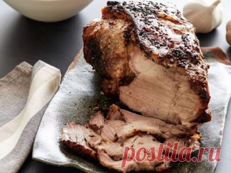 Лучший способ приготовить жаренную свиную лопатку, который когда-либо пробовала