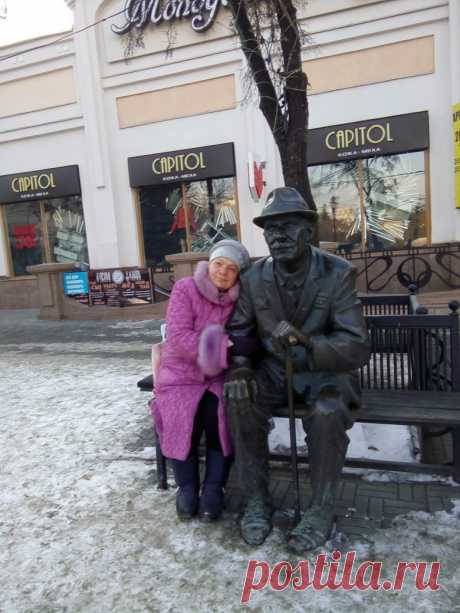 Надежда Каштанова