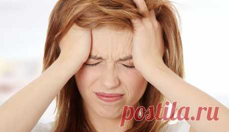 Ученые объяснили природу женской головной боли - новости на Здоровье Mail.Ru
