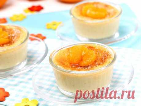 Десерт апельсиновый рай | passion.ru