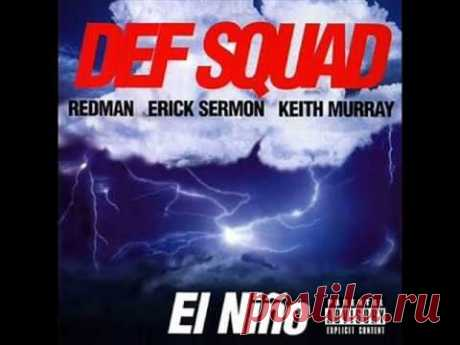 Def Squad - Say Word!