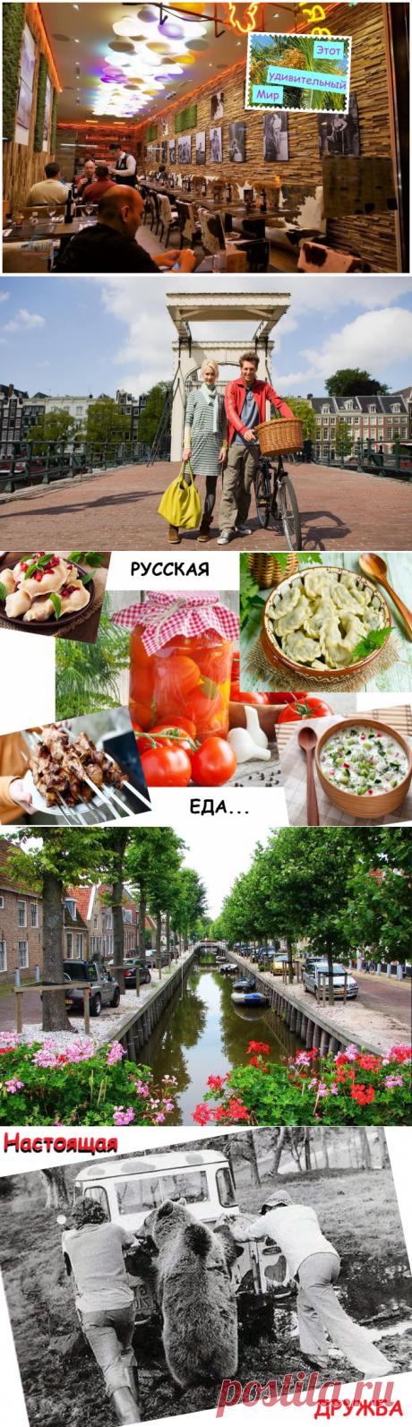 Что в России лучше, чем в Голландии? - на взгляд самих голландцев.