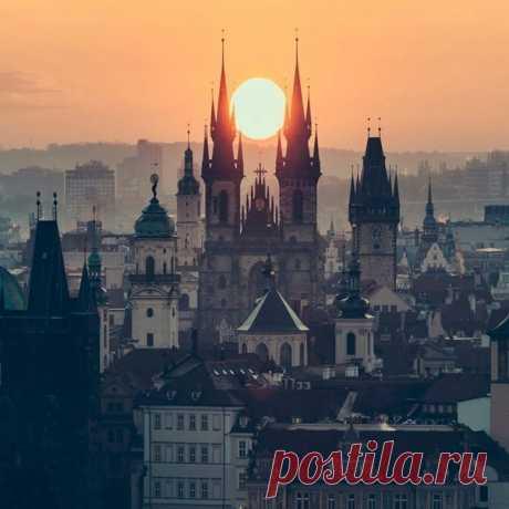 #Чехия@discoverygroup