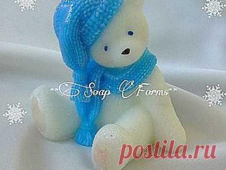 Мастер Класс по созданию мыла из объемной формы - Ярмарка Мастеров - ручная работа, handmade