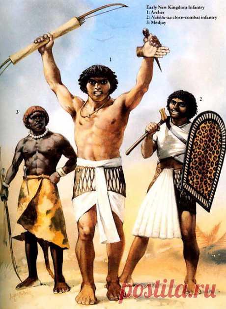 (+1) тема - ОРУЖИЕ древнего Египта .Битва у Мигидо | Энциклопедия оружия