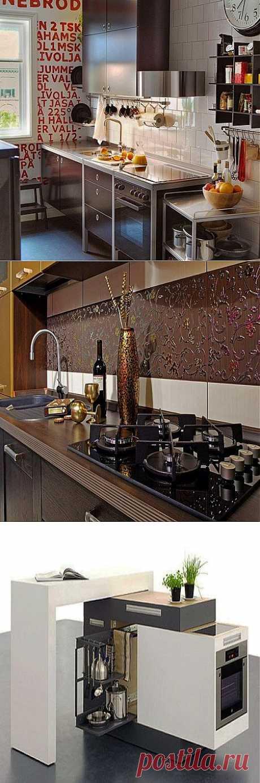 10 новых идей для дизайна плиты на кухне
