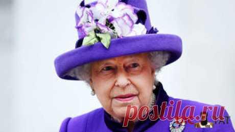 Меню британской королевы Елизаветы II