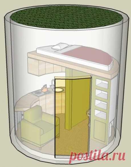 Найдено на сайте tinyhousedesign.com.