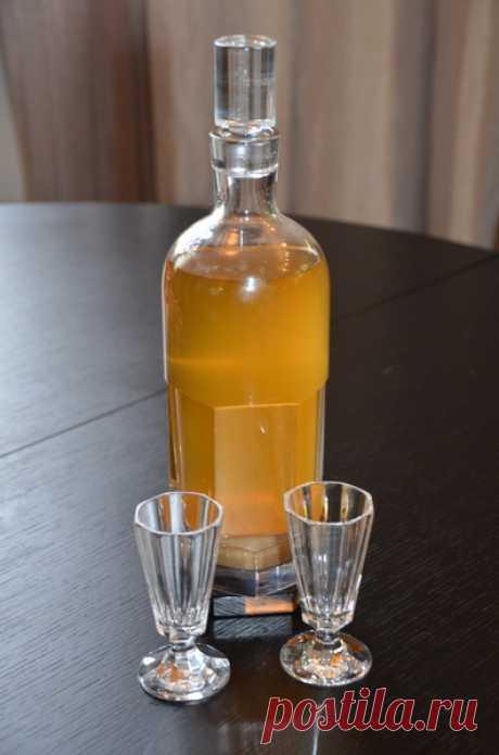 Хреновуха в домашних условиях - классический рецепт на водке