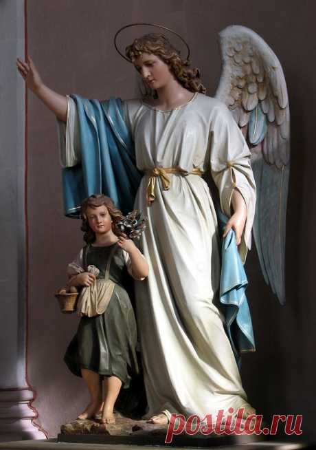 """Prepare in the life the place for Angels. 
