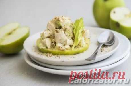 Салат из курицы и сельдерея - калорийность, состав, описание - www.calorizator.ru