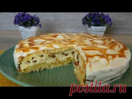 Не говорите мне, что вы ели творожный пирог вкуснее этого! Насыпной творожный пирог