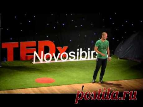 Living without breathing   Alexey Molchanov   TEDxNovosibirsk - YouTube