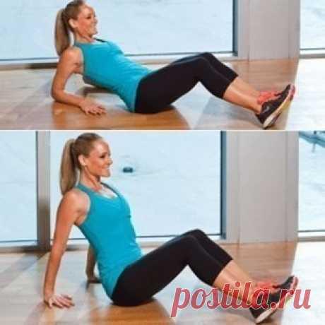 fitnes los ejercicios para las partes problemáticas del cuerpo