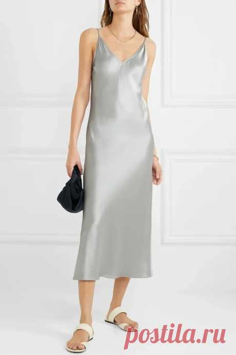 Платье-комбинация: 25 безупречных вариантов | VestiNewsRF.Ru