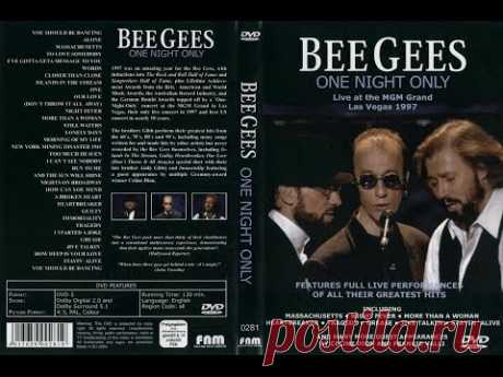 Bee Gees - One Night Only 1997 (Show Completo) 720p (HD)