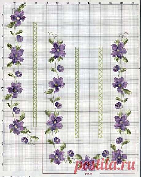 Какая красота эти вышиванки низкий поклон рукодельницам - irisha-ira