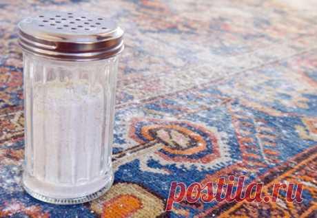 Эффективное средство для чистки ковра с необычными ингредиентами — Полезные советы