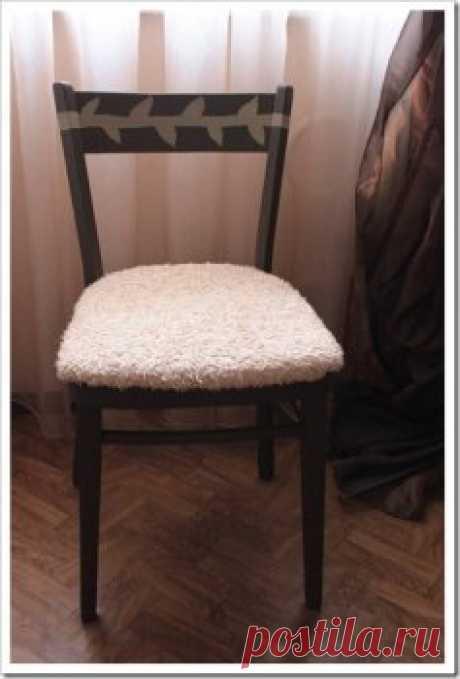 Реставрируем старый круглый стол своими руками фото 953