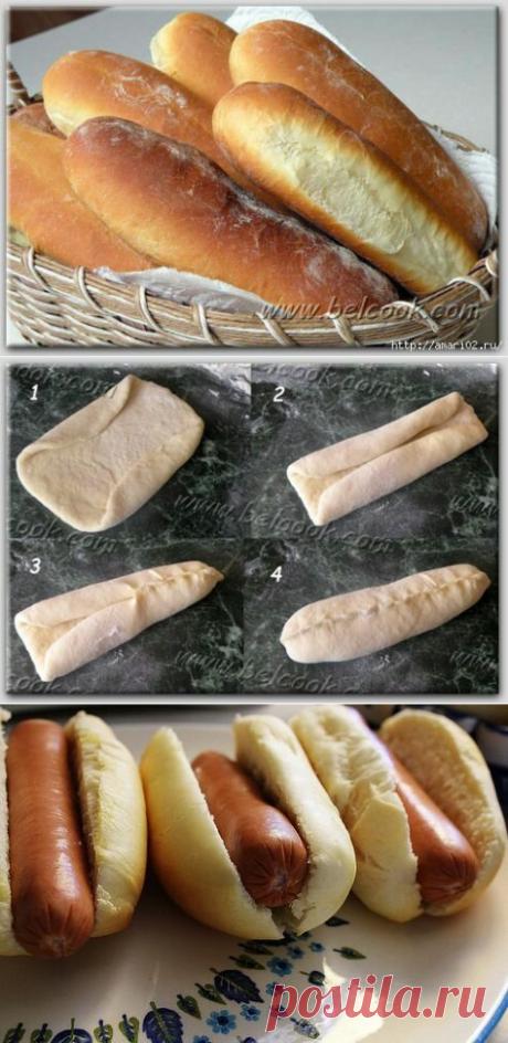 ВОТ какие я ПЕКУ булочки, которые НРАВЯТСЯ всем (рецепт выпечки, подходит для хот-дога)   Странник   Яндекс Дзен