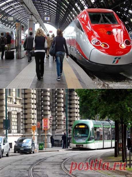 awful_mouse: Милан. Транспорт