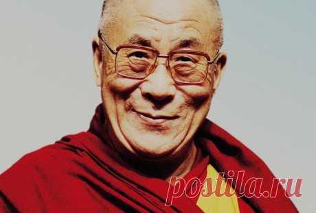 18 правил жизни от Далай-ламы