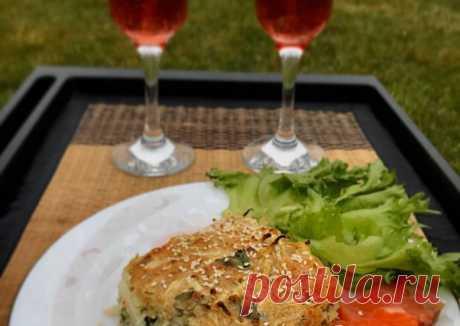 (9) Капустная запеканка - пошаговый рецепт с фото. Автор рецепта Татьяна . - Cookpad