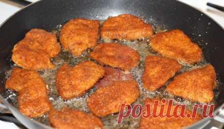 Домашние наггетсы — Sloosh – кулинарные рецепты