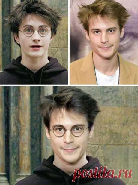 """Если бы серию фильмов о """"Гарри Поттере"""" сняли в России - 30 фото - Нет скуки - Сайт хорошего настроения"""