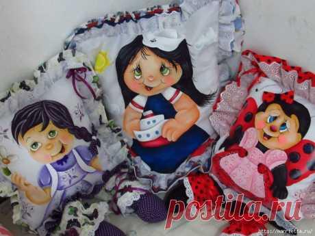 подушки | Записи в рубрике подушки | Дневник Маришка_0702
