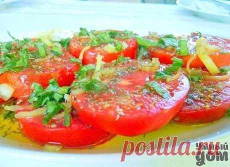 Из помидоров