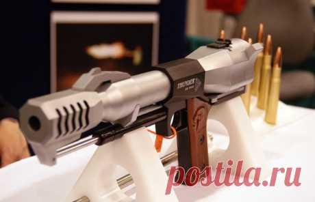 «Семерка» пистолетов, с которыми можно смело выходить на слона . Чёрт побери